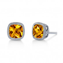 Stanton Color 14k Gold Citrine Earrings