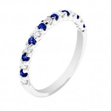 Stanton Color 14k Gold Blue Sapphire Ring